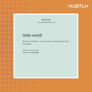 How to launch your WordPress website.